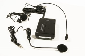 Kam Wireless transmitter pack